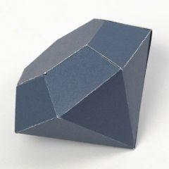 Brettet diamant av kartong