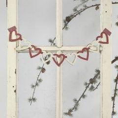 Guirlander av hjerter fra Vivi Gade