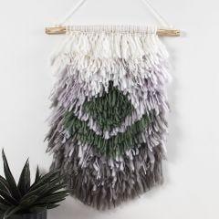 Ryaoppheng med ull garn