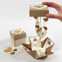 DIY boks til bryllup