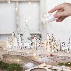 Julekalender av tre