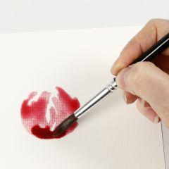 Slik maler du akvarell med vått på vått-teknikk