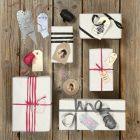 Forskjellige merkelapper/tags på gaver