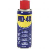 Syrefri olje WD-40, 200 ml/ 1 boks