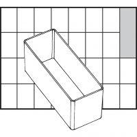 Basisinnsats, nr. A9-2, H: 47 mm, str. 109x39 mm, 1 stk.