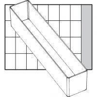 Basisinnsats, nr. A9-4, H: 47 mm, str. 218x39 mm, 1 stk.