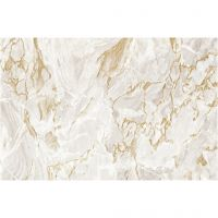 Selvklebende folie, marmor, B: 45 cm, brun, 2 m/ 1 rl.