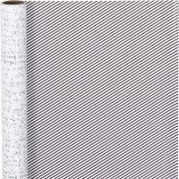 Gavepapir, B: 50 cm, 80 g, 5 m/ 1 rl.