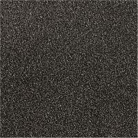 Glitterfilm, B: 35 cm, tykkelse 110 my, svart, 2 m/ 1 rl.