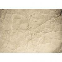 Printet papir, A4, 210x297 mm, 100 g, 10 ark/ 1 pk.
