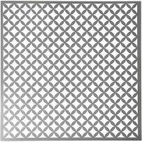 Stensil, runde firkanter, str. 30,5x30,5 cm, tykkelse 0,31 mm, 1 ark