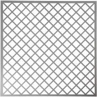 Stensil, firkanter, str. 30,5x30,5 cm, tykkelse 0,31 mm, 1 ark