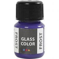 Glass Color Frost, violet, 30 ml/ 1 fl.