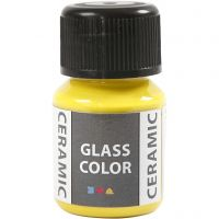 Glass Ceramic, sitron gul, 35 ml/ 1 fl.