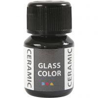 Glass Ceramic, svart, 35 ml/ 1 fl.