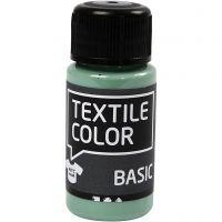 Textil Color, sjøgrønn, 50 ml/ 1 fl.