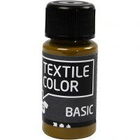 Textil Color, olivenbrun, 50 ml/ 1 fl.
