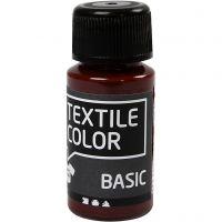 Textil Color, brun, 50 ml/ 1 fl.