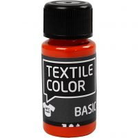 Textil Color, orange, 50 ml/ 1 fl.