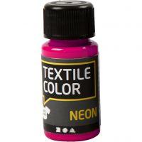 Textil Color, neon pink, 50 ml/ 1 fl.