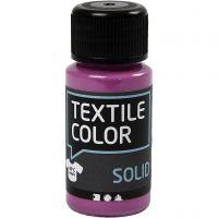Textil Solid, dekkende, fuchsia, 50 ml/ 1 fl.