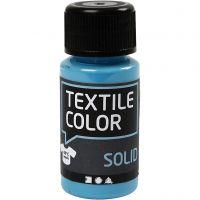 Textil Solid, dekkende, turkisblå, 50 ml/ 1 fl.