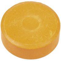 Vannfarge, H: 19 mm, dia. 57 mm, orange, 6 stk./ 1 pk.