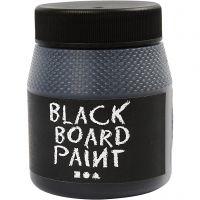 Tavlemaling, svart, 250 ml/ 1 pk.