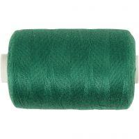 Sytråd, grønn, 1000 m/ 1 rl.