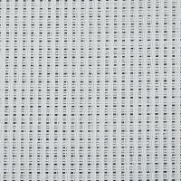 Aidastoff, B: 130 cm, 24 ruter pr. 10 cm , hvit, 3 m/ 1 stk.