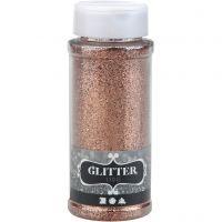 Glitter, kobber, 110 g/ 1 boks