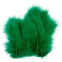 Dun, str. 5-12 cm, grønn, 15 stk./ 1 pk.