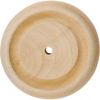 Hjul, dia. 50 mm, 4 stk./ 1 pk.
