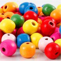 Treperlemix, dia. 10 mm, hullstr. 2,5-3 mm, ass. farger, 22 g/ 1 pk.