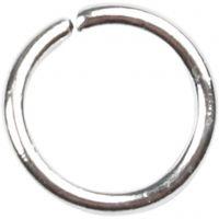 O-ring, str. 5,4 mm, tykkelse 0,7 mm, forsølvet, 500 stk./ 1 pk.