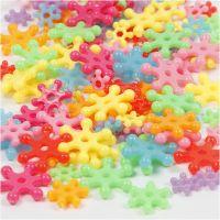 Figurmix, dia. 7-13,5 mm, hullstr. 2 mm, ass. farger, 125 ml/ 1 pk., 50 g