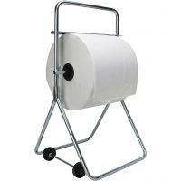 Gulvstativ til tørkepapir, 1 stk.