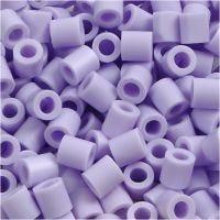 Rørperler, str. 5x5 mm, hullstr. 2,5 mm, medium, lilac (32245), 1100 stk./ 1 pk.