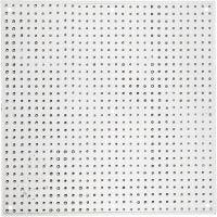 Perleplate, stor kvadrat, str. 14,5x14,5 cm, 10 stk./ 1 pk.