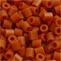 PhotoPearls, str. 5x5 mm, hullstr. 2,5 mm, rødbrun (5), 6000 stk./ 1 pk.
