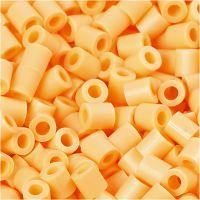 PhotoPearls, str. 5x5 mm, hullstr. 2,5 mm, lys orange (26), 1100 stk./ 1 pk.