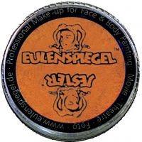 Eulenspiegel Ansiktsmaling, pearlised orange, 20 ml/ 1 pk.