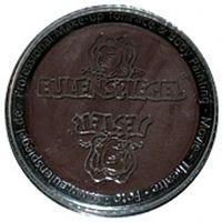 Eulenspiegel Ansiktsmaling, mørk brun, 20 ml/ 1 pk.