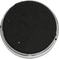 Eulenspiegel Ansiktsmaling, svart, 3,5 ml/ 1 pk.