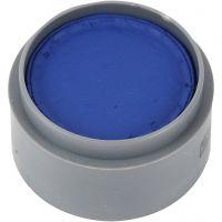 Grimas Ansiktsmaling, mørk blå, 15 ml/ 1 boks