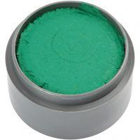 Grimas Ansiktsmaling, grønn, 15 ml/ 1 boks