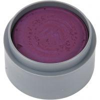 Grimas Ansiktsmaling, mørk lilla, 15 ml/ 1 boks