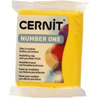 Cernit, gul (700), 56 g/ 1 pk.