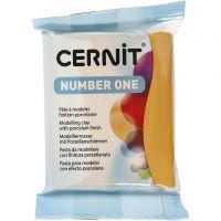 Cernit, yellow ochre (746), 56 g/ 1 pk.