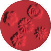 FIMO® former , blomster, dia. 7 cm, 1 stk.